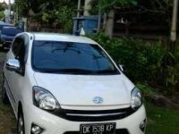 2013 Toyota Agya type G dijual