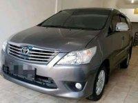 2012 Toyota Innova 2.5 G AT dijual