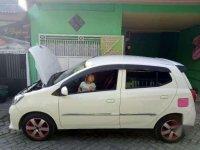 2013 Toyota Agya type E dijual