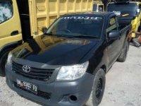 2011 Toyota Hilux SC Bensin dijual