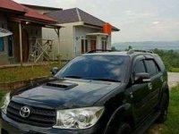 2011 Toyota Fortuner G 2.5 Dijual