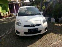 2012 Toyota Yaris Manual Tipe J Istimewa dijual