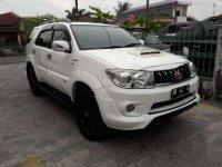 2010  Toyota Fortuner G Trd Bensin Dijual