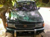 1997 Toyota Kijang SSX Dijual