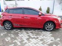 2015 Toyota Yaris TRD Sportivo MT dijual