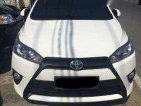 2016 Toyota Yaris G Matic dijual