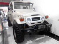 Toyota Land Cruiser FJ45 Pick Up 1971 Dijual