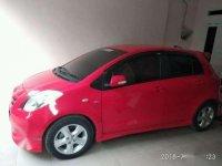 2008 Toyota Yaris  Type E Manual dijual
