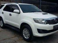 2013 Toyota Fortuner G VNT Dijual