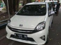 2014 Toyota Agya dijual