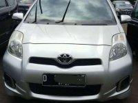 2012 Toyota Yaris E  MT dijual