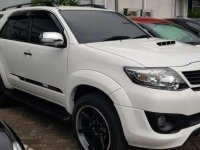 2010 Toyota Fortuner TRD Sportivo Dijual