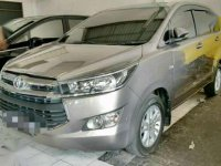 2016 Toyota Innova Reborn V Luxury 2.0 Manual dijual