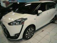 2016 Toyota Sienta 1.5 V Dijual