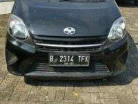 2016 Toyota Agya type E dijual