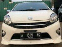2015 Toyota Agya type Trd Sportivo dijual