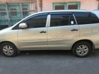 2011 Innova Type E plus Matic dijual