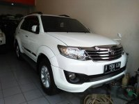 Toyota Fortuner G TRD Sportivo 2013 Dijual