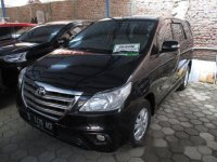 Toyota Kijang Innova 2.0 G Luxury AT 2014 Dijual
