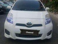 2013 Toyota Yaris E Dijual