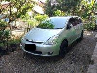 Toyota Wish 2004 dijual