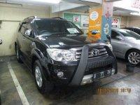 Toyota Fortuner 2.7 V 2011 Dijual