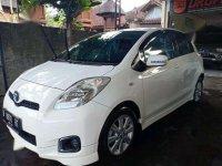 2013 Toyota Yaris E Facelift Matic Istimewa dijual