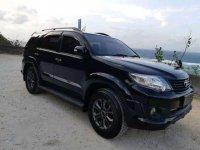 2015 Toyota Fortuner G TRD Sportivo Dijual