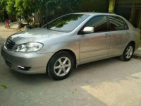 2001 Toyota Corolla Altis 1.8 MT dijual