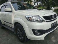 Toyota Fortuner TRD 2015 Dijual
