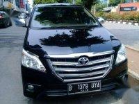 2014 Toyota Kijang Innova G 2,0 Dijual