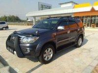 2009 Toyota Fortuner TRD G Luxury Dijual