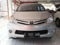 2012 Toyota New Avanza G AT Dijual