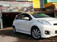 2012 Toyota Yaris type E dijual