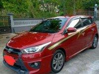 2016 Toyota Yaris type Trd Sportivo dijual