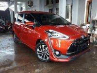2017 Toyota Sienta Dijual