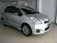 2012 Toyota Yaris J dijual
