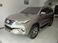 Toyota Fortuner All New VRZ A/T 2016 Dijual