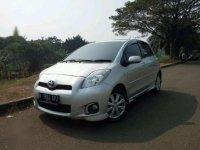 2012 Toyota Yaris type S dijual