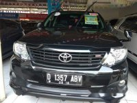 Toyota Fortuner G Luxury TRD 2014 Dijual