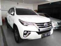 Toyota Fortuner VRZ 2.4 2016 Dijual