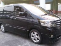 2007 Toyota Alphard G Dijual