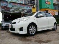 2012 Toyota Yaris E Manual dijual