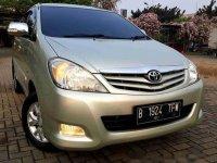 Toyota Kijang Innova 2.0 G M/T 2010 Dijual