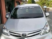 2012 Toyota All New Avanza G Dijual