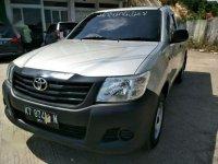 2013 Toyota Hilux dijual