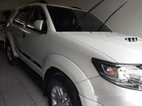 Toyota Fortuner G Luxury TRD 2013 Dijual