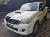Toyota Hilux Double Cabin 2012 Dijual