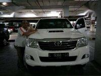 2011 Toyota Hilux G 2.5 dijual