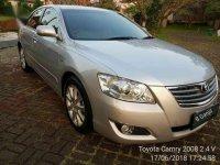 2008 Toyota Camry 2.4 V Dijual